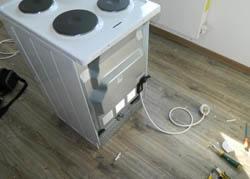 Установка, подключение электроплит город Батайск