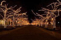 Подключение освещения зданий в Батайске
