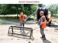 Высоковольтный кабель в Батайске