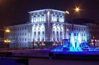 освещение фасадов в Батайске