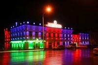Наружное освещение: архитектурное освещение зданий и фасадов в г.Батайск